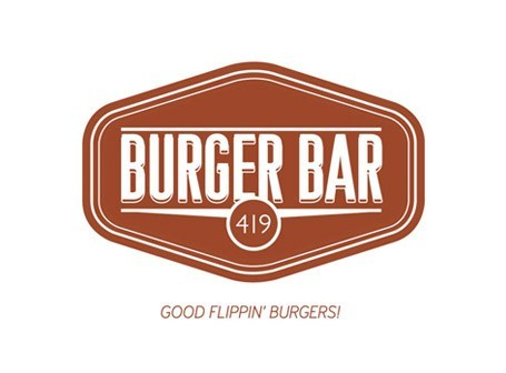Burger Bar 419 Logo